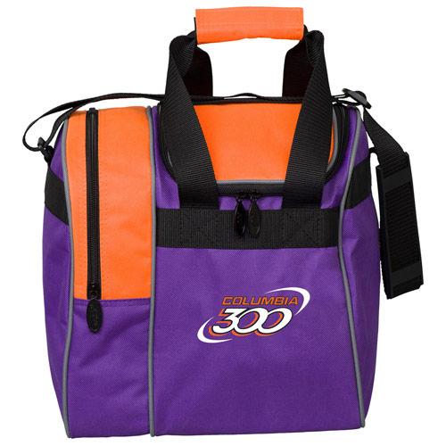 C300 Single tote - Purple/Orange