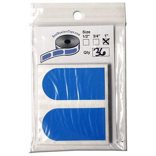 1 Inch Blue 36 Pieces