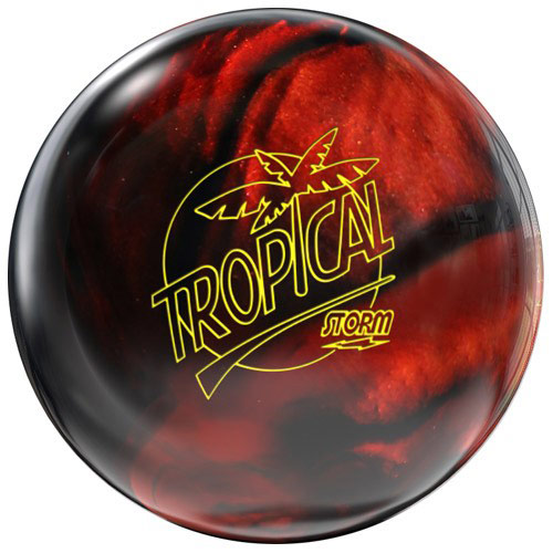 Tropical Storm Black/Copper