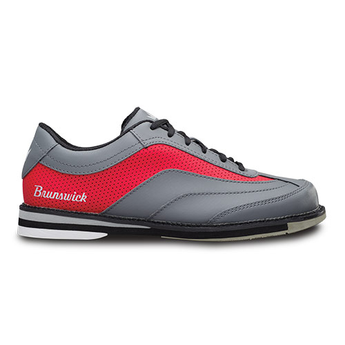 Rampage Grey/Red