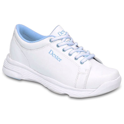 Raquel V - White/Blue