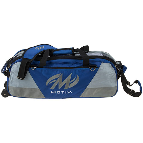 Ballistix 3 Ball tote - Blue