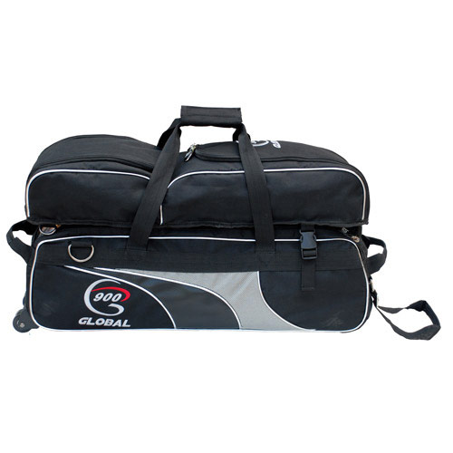3 Ball Airline Tote With Shoe Pouch