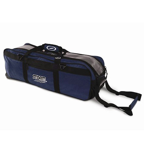 Tournament 3 Ball Tote Navy/Black