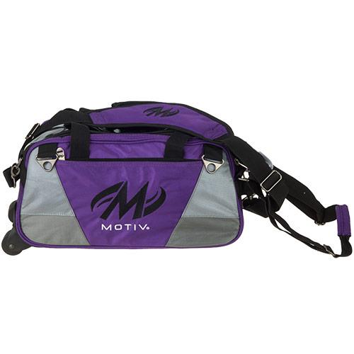 Ballistix 2 Ball Tote - Purple