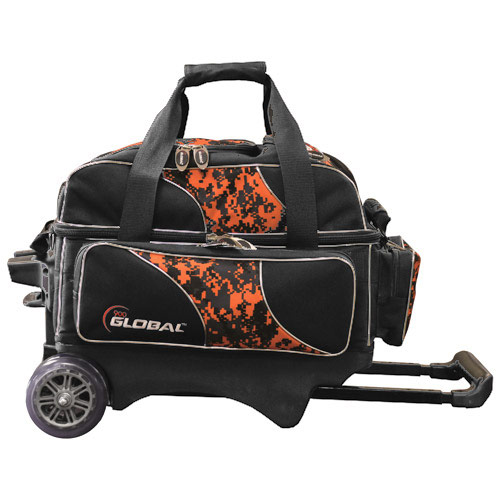 2 Ball Deluxe Roller Orange Camo