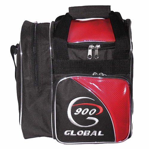 Fresh 1 Ball Tote Red/Black