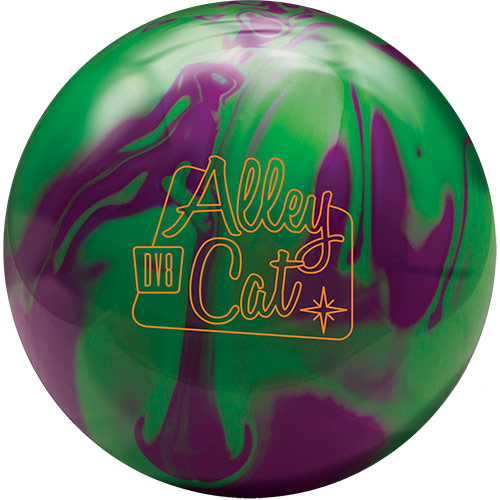 Alley Cat Purple/Green