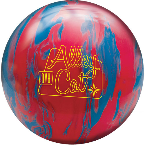 Alley Cat Red/Electric Blue