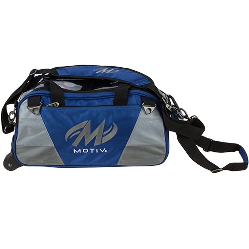 Ballistix Double Tote Blue