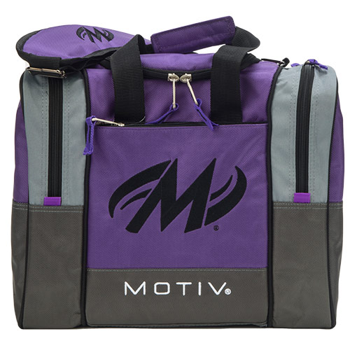 Shock Single Tote Purple