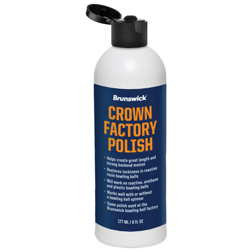 Brunswick Crown Factory Polish