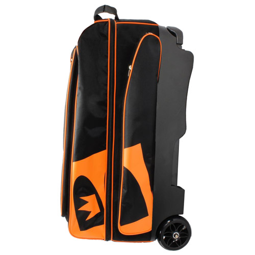 Blitz triple roller - Black/Orange