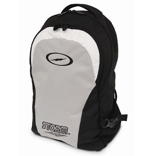Backpack Black/Silver