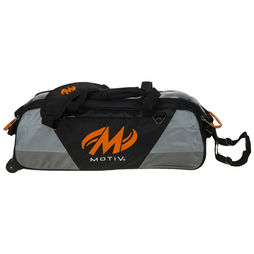 Ballistix Triple Tote Black/Orange