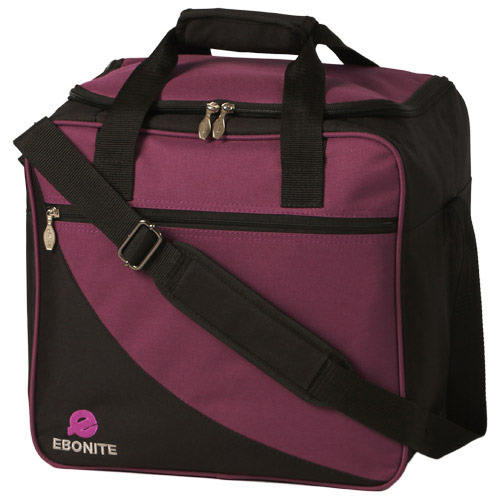 Basic Single Tote Purple