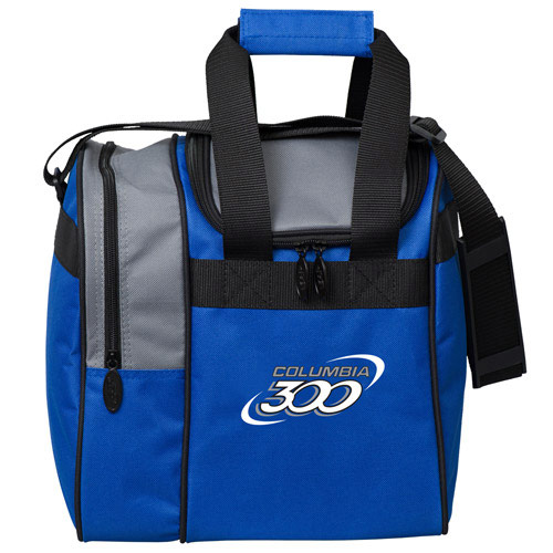Team C300 Single Tote Blue/Black/Silver