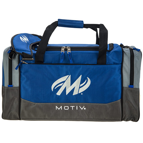 Shock Double Tote Blue