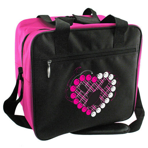 Single tote - Heart Logo