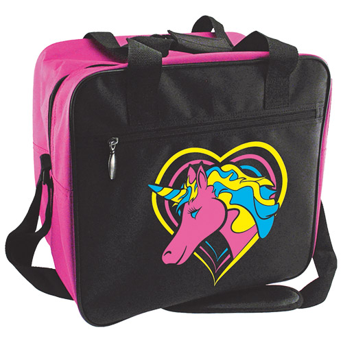 Single tote Unicorn Pink