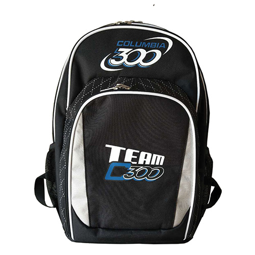 Team C300 backpack - Black/Silver