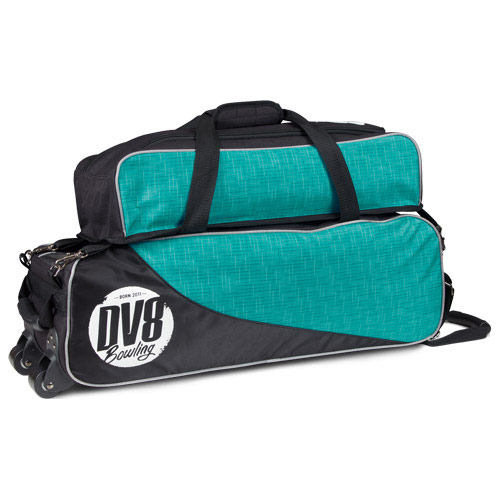 Circuit Triple Tote With Shoe Pouch Teal