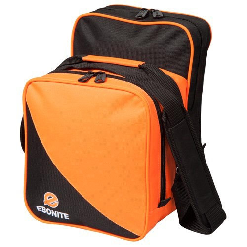 Compact Single Tote Orange