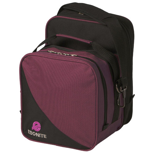 Compact Single Tote Purple