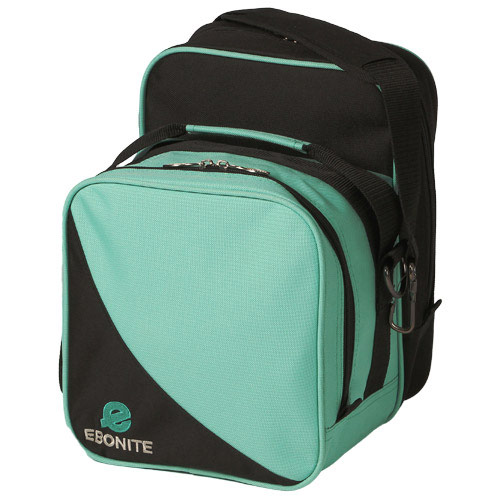 Compact Single Tote Teal