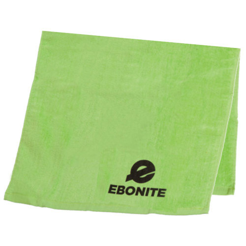 Solid Cotton Towel Lime