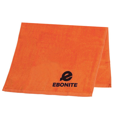 Solid Cotton Towel Orange