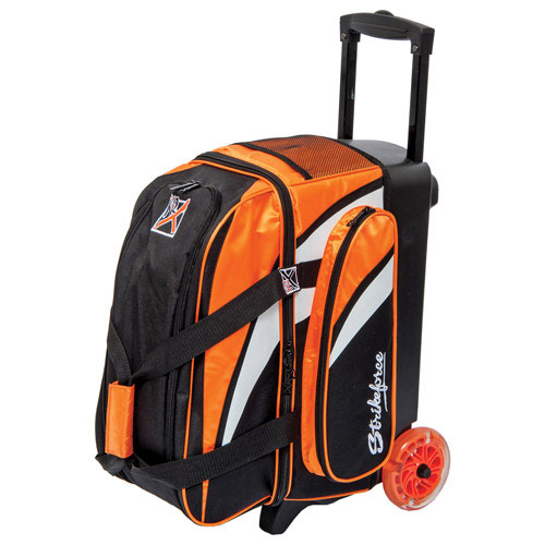 Cruiser Smooth Double Roller Orange/White/Black