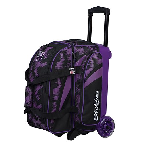 Cruiser Scratch Double Roller Purple