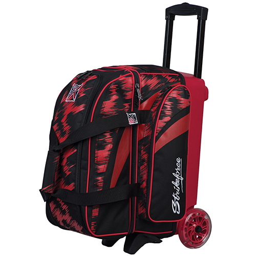 Cruiser Scratch Double Roller Red