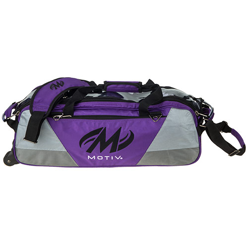 Ballistix 3 Ball tote - Purple
