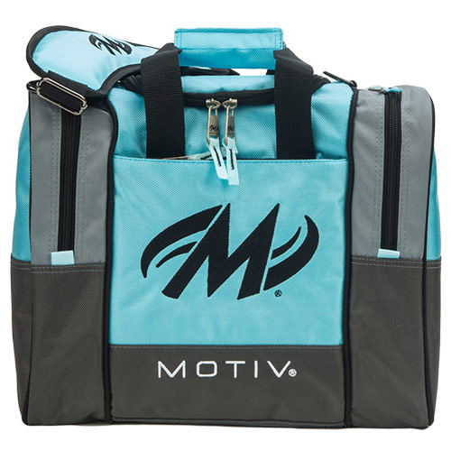 Shock Single Tote - Cyan