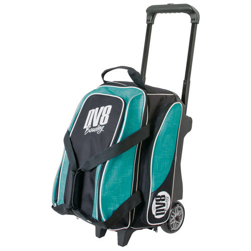 Circuit Double Roller Black/Teal