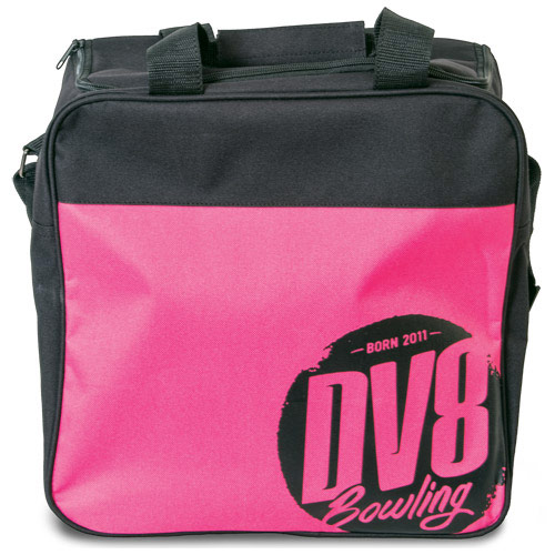 Freestyle Single Tote Black/Pink