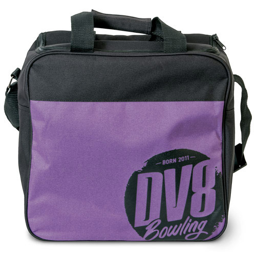 Freestyle Single Tote Black/Purple