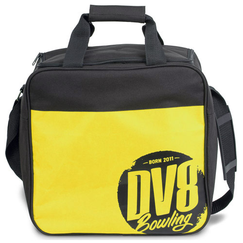 Freestyle Single Tote Black/Yellow
