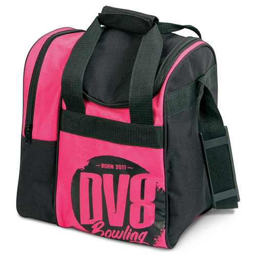 Tactic Single Tote Black/Pink