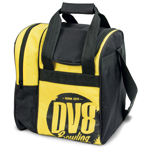 Tactic Single Tote Black/Yellow