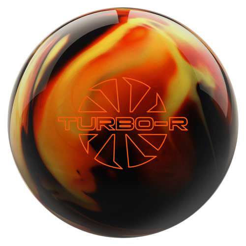 Turbo/R - Black/Copper/Yellow