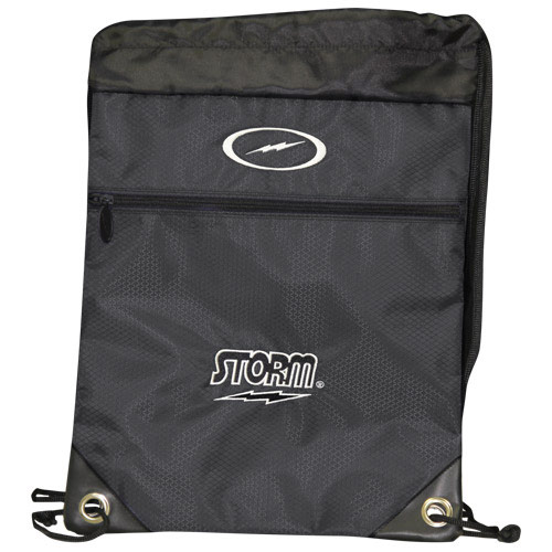 EZ Pack String Backpack Black