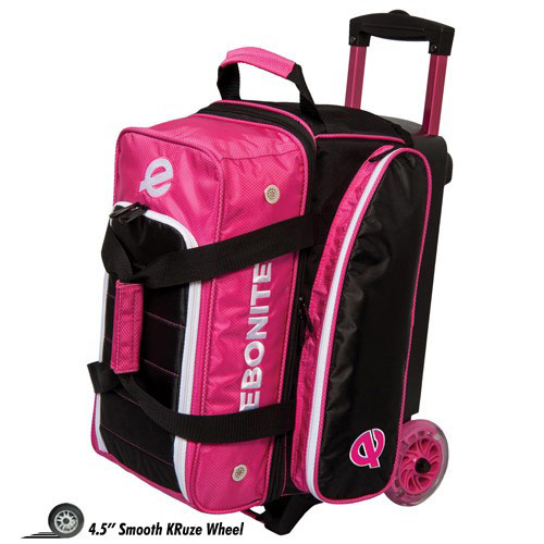 Eclipse Double Roller Pink
