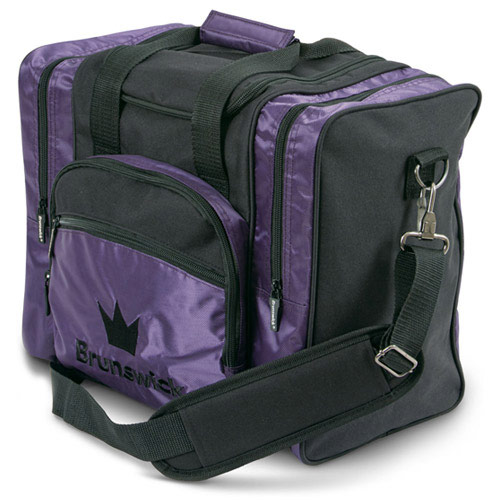 Edge Single Tote Purple