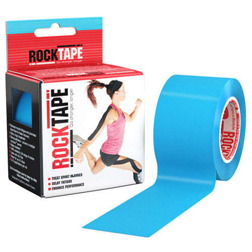 Electric Blue Solid 2 Inch Roll