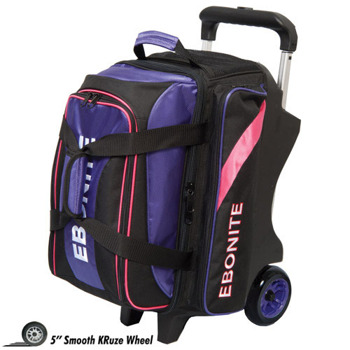 Equinox Double Roller Purple/Pink