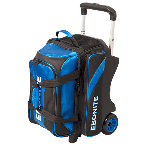 Equinox Double Roller Black/Blue