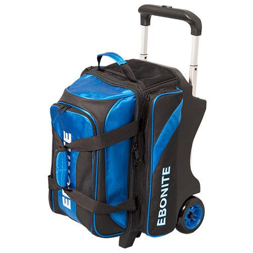 Equinox Double Roller Black/Blue